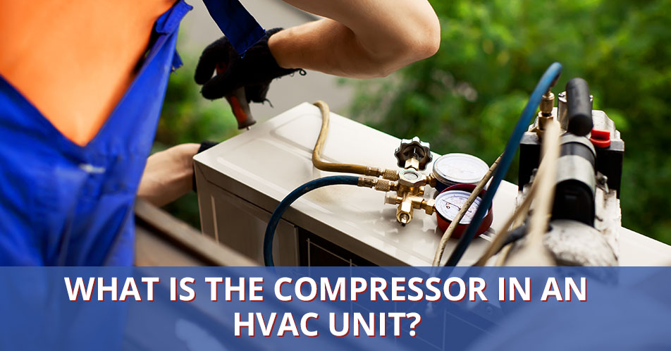 What is the Compressor in an HVAC Unit?